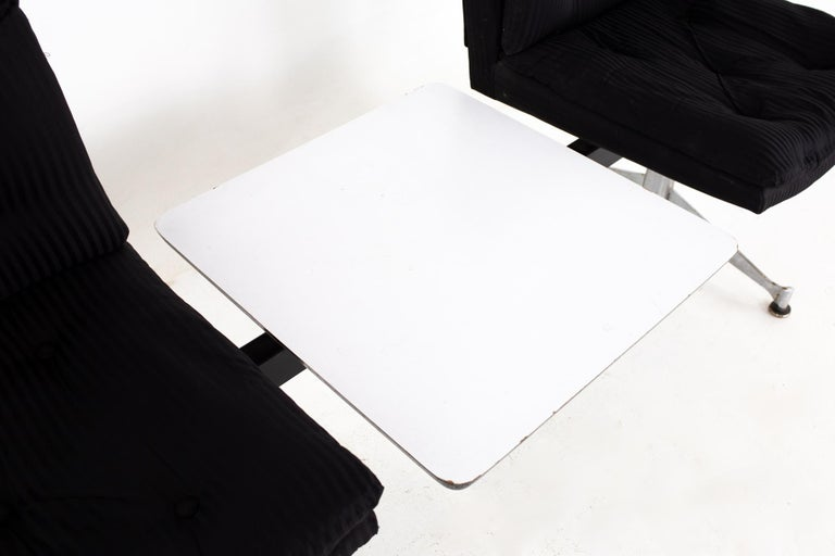 Arthur Umanoff for Madison Furniture Mid Century Modular 2 Seater Bench For Sale 2