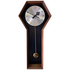 Arthur Umanoff  Meridian/ Howard Miller  Wall Clock