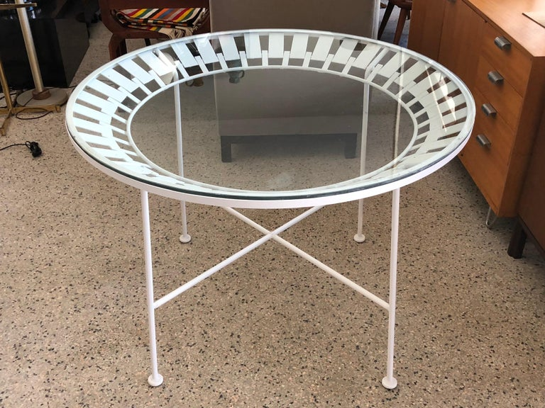 Arthur Umanoff Patio Set Vintage 1960s For Sale 4