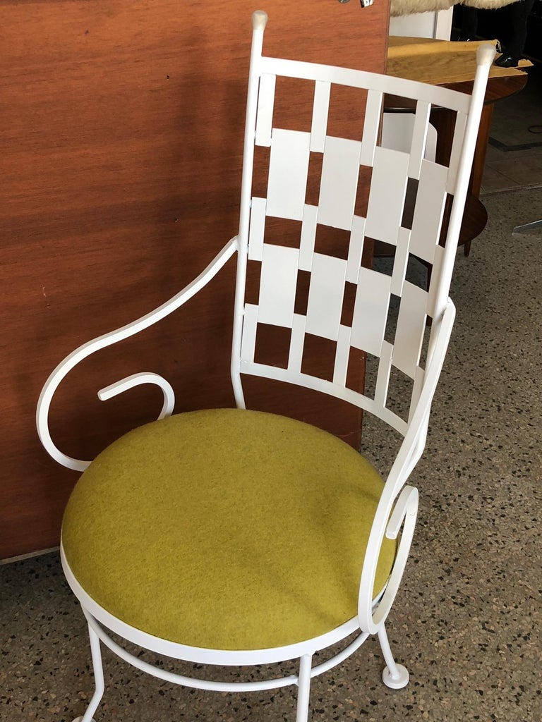Arthur Umanoff Patio Set Vintage 1960s For Sale 2