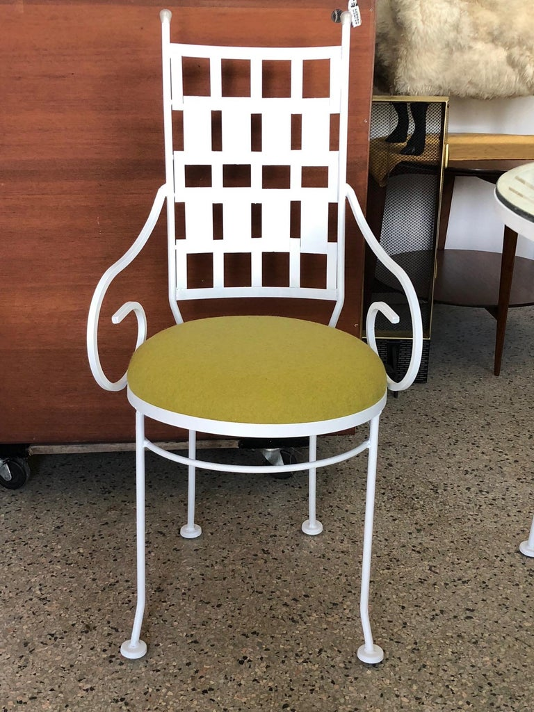 Arthur Umanoff Patio Set Vintage 1960s For Sale 3