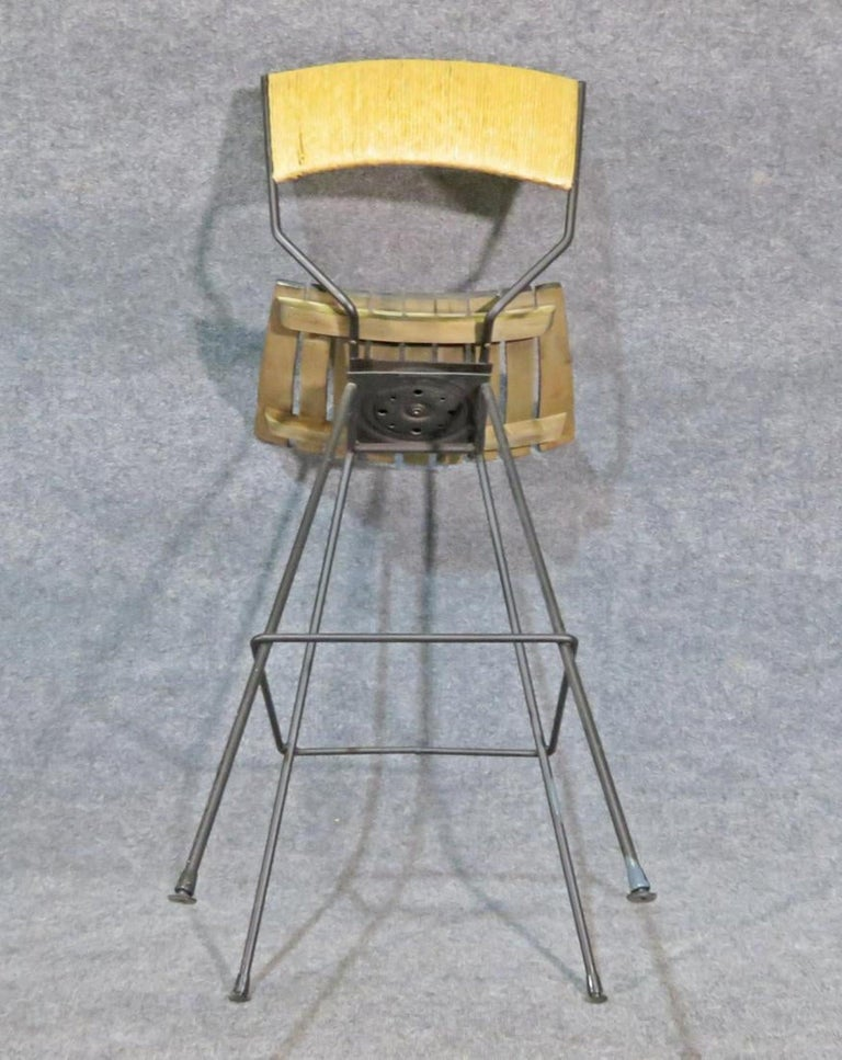 Rush Arthur Umanoff Stools For Sale