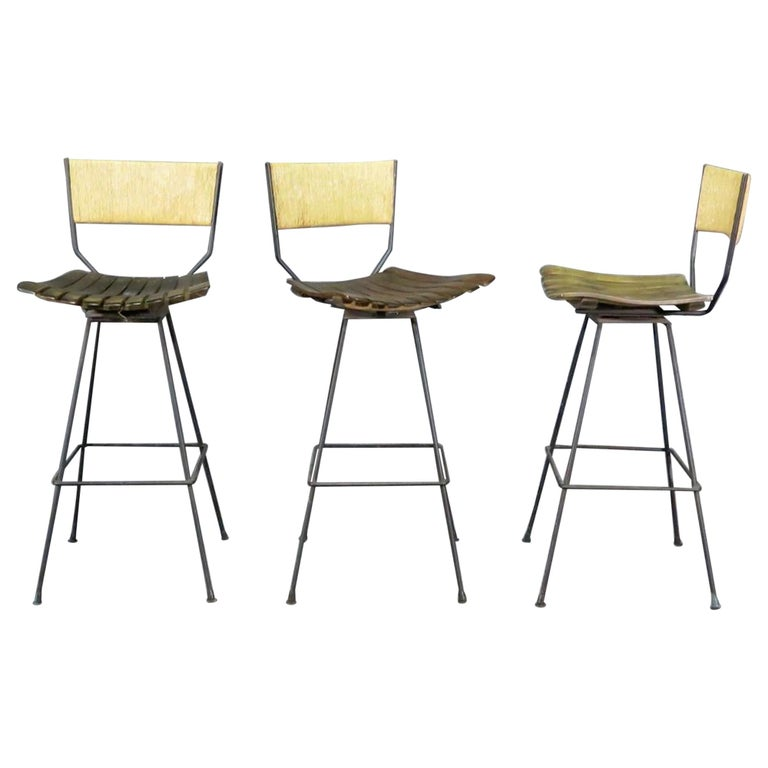 Arthur Umanoff Stools For Sale