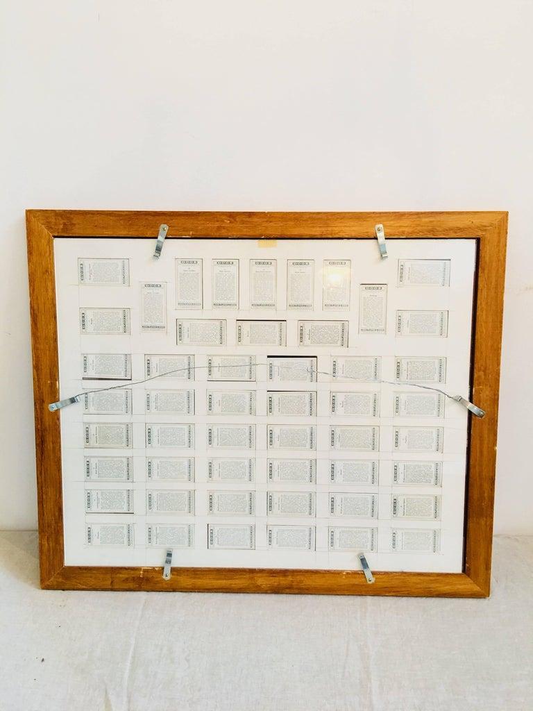 Arthur Wardle Framed Cigarette Cards 3