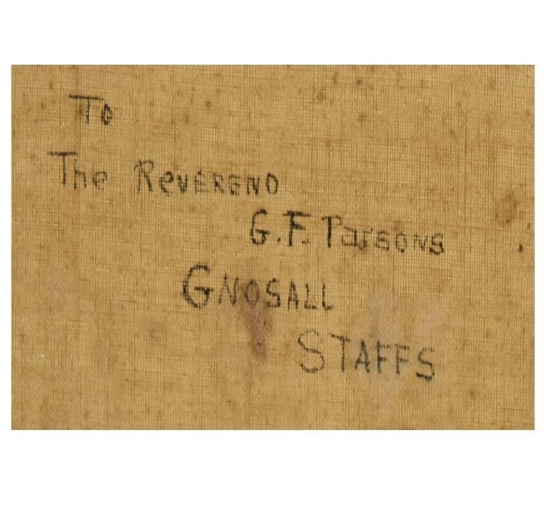 Arthur Wilde Parsons (1854-1931) - Signed English Oil, Gannel Estuary For Sale 2