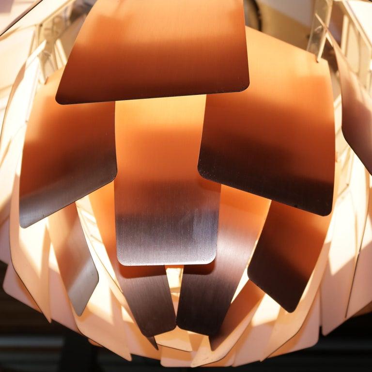 Artichoke Lamp by Poul Henningsen for Louis Poulsen, Denmark, 1960s For Sale 6