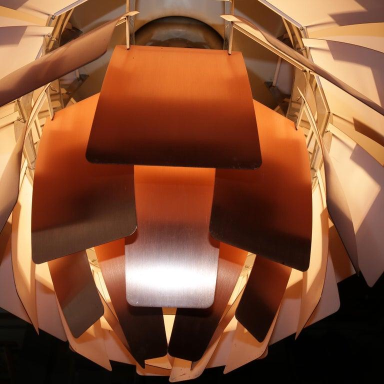 Artichoke Lamp by Poul Henningsen for Louis Poulsen, Denmark, 1960s For Sale 1
