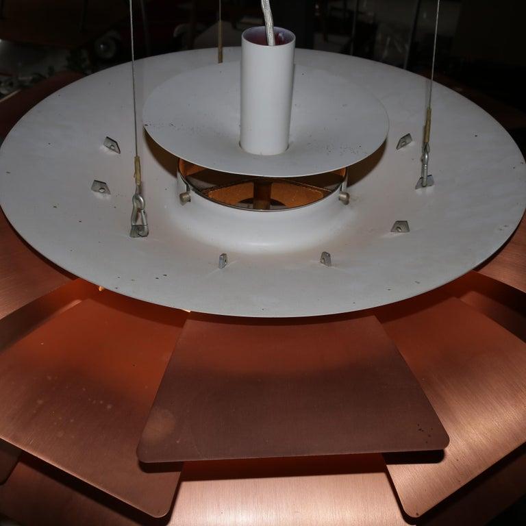 Artichoke Lamp by Poul Henningsen for Louis Poulsen, Denmark, 1960s For Sale 3