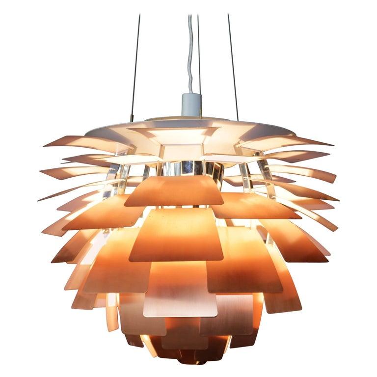 Artichoke Lamp by Poul Henningsen for Louis Poulsen, Denmark, 1960s For Sale