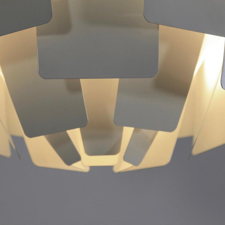 Mid-Century Modern Artichoke Pendant Lamp by Poul Henningsen For Sale