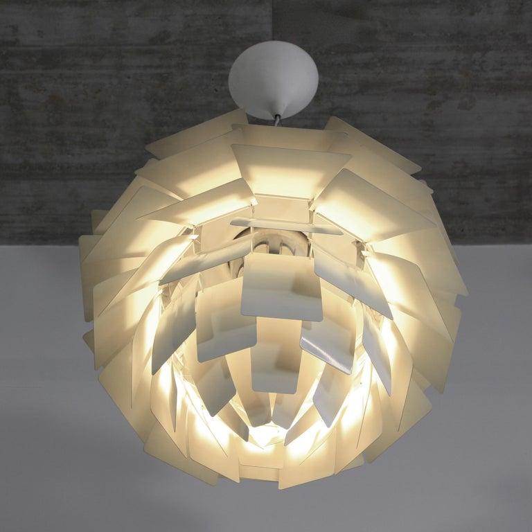 Danish Artichoke Pendant Lamp by Poul Henningsen For Sale