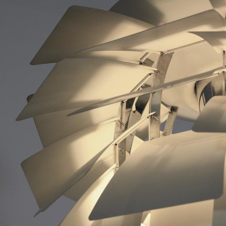 Varnished Artichoke Pendant Lamp by Poul Henningsen For Sale