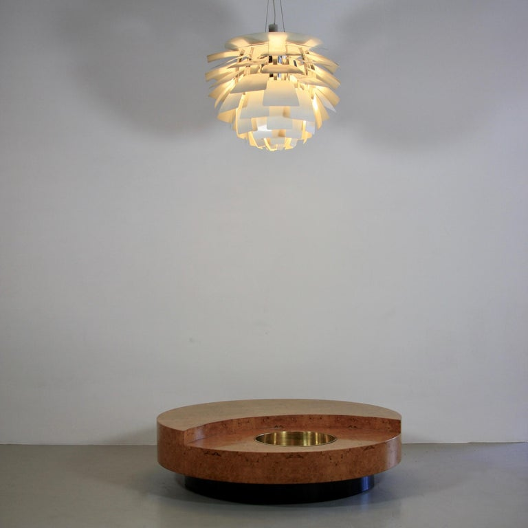 Artichoke Pendant Lamp by Poul Henningsen For Sale 1