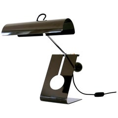 Articulated Table Lamp Picchio by Mauro Martini for Fratelli Martini 1970s Italy