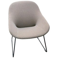 Artifort Beso Sled Base Lounge Chair