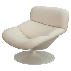 Artifort F518 Swivel Lounge Chairs
