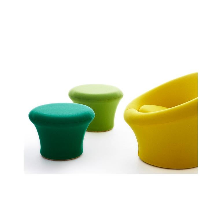 Artifort Mushroom Armchair F 560 by Pierre Paulin In New Condition For Sale In New York, NY