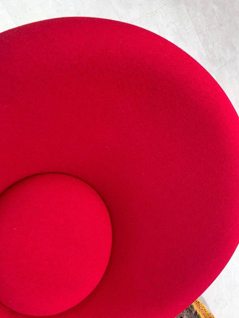 Fabric Artifort Mushroom Chair by Pierre Paulin For Sale