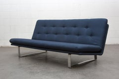 Artifort Navy Sofa Model 662 by Kho Liang Ie