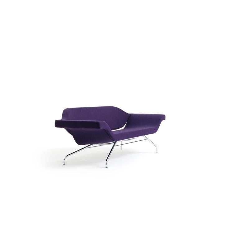 Modern Artifort Ondo Sofa in Purple by René Holten For Sale