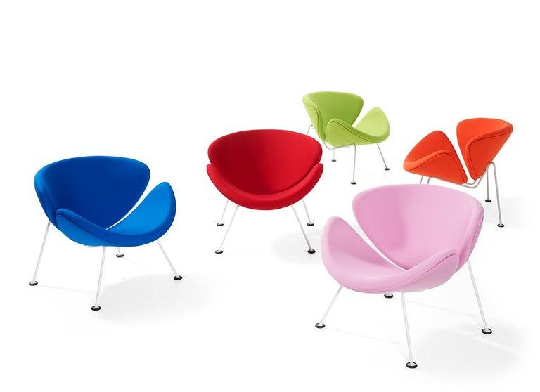 Dutch Artifort Orange Slice Junior Chair by Pierre Paulin For Sale