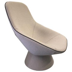 Artifort Pala Swivel Lounge chair Designed by Luca Nichetto