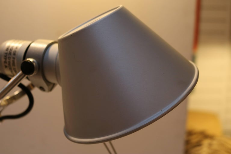 20th Century Artimede Tolomeo Desk or Floor Lamp by Michele de Lucchi For Sale