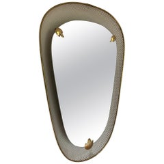 Artimeta Mirror Designed by Mathieu Matégot, 1950s