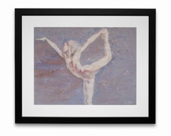 """""""Dancer"""", Mixed Media on Paper"""