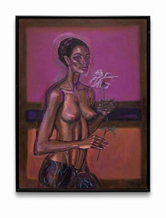 """""""Female"""", Acrylic on Canvas"""