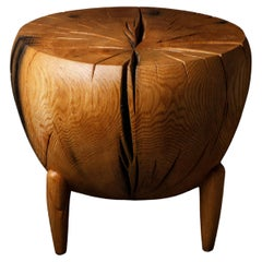 Artisan Crafted Wood Table