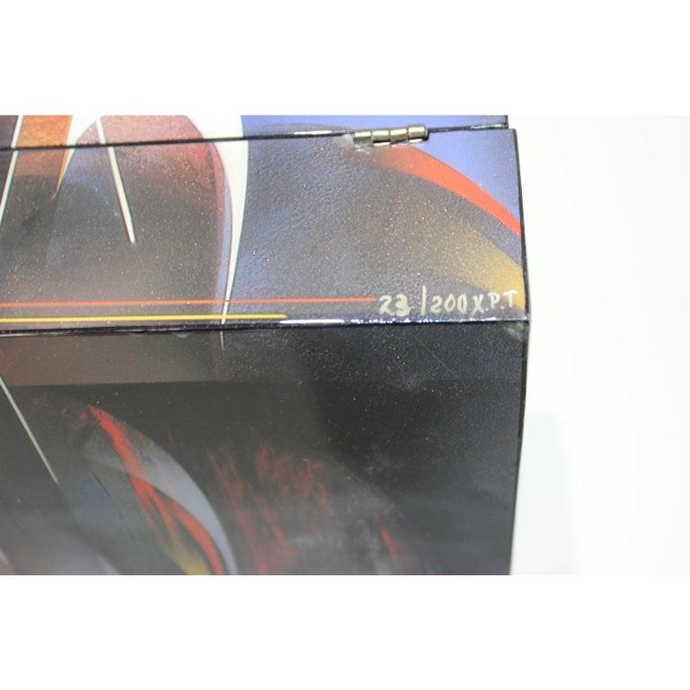 Artisan Storage Box by Nierman For Sale 2