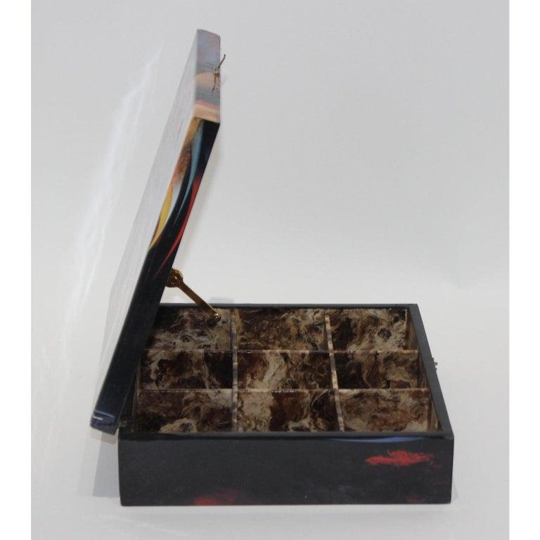 Artisan Storage Box by Nierman For Sale 3
