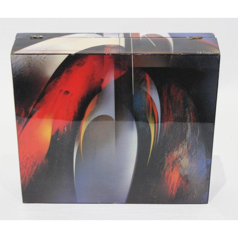 Artisan Storage Box by Nierman For Sale 1