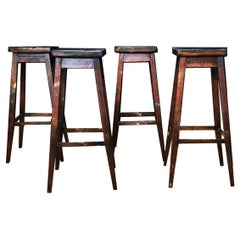 High French Stools Artist Study
