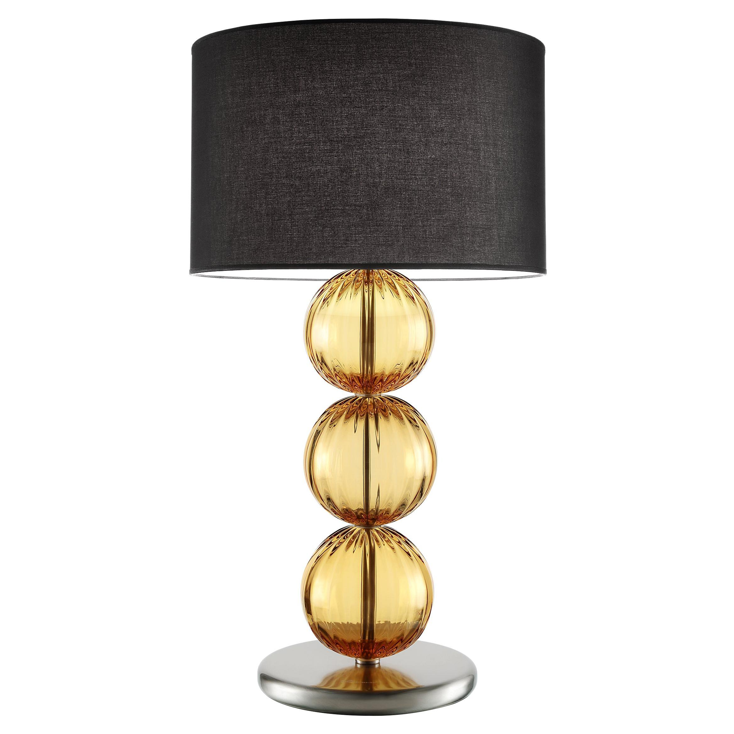 Artistic Handmade Table Lamp Rolls, by La Murrina