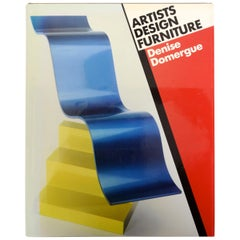 Artists Design Furniture by Denise Domergue