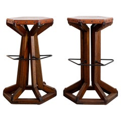 Arts & Craft Bar Stools