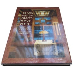 Arts and Craft Movement Hardcover Decorating Book