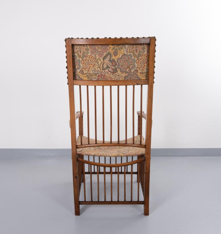 Arts & Crafts Armchair  For Sale 2