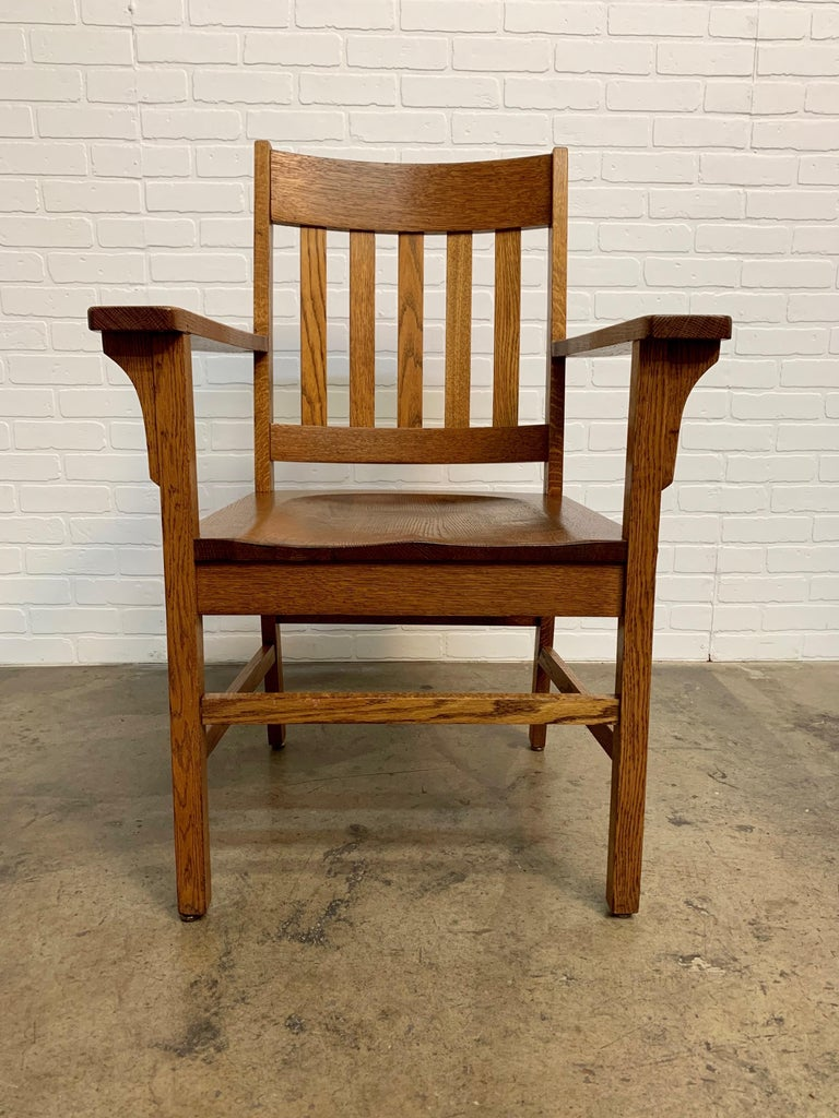 Arts and Crafts Arts & Crafts Armchair For Sale