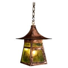 Arts and Crafts Lanterns