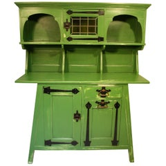 Arts and Crafts Cupboards