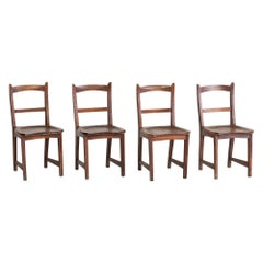 Arts & Crafts Dining Chairs