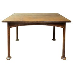 Arts & Crafts Movement Writing or Dining Table