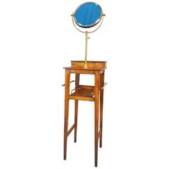 Arts & Crafts Shaving Stand in the Manner of Liberty's, circa 1900