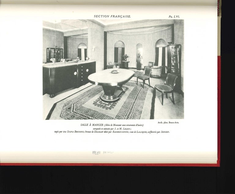Arts Decoratifs and Industriels Modernes, Set of 12 Books 'ex library copy' For Sale 4