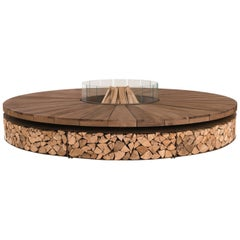 Artu Fire Pit designed by AK47 Design