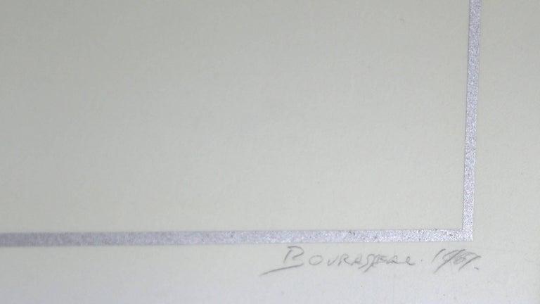 Sinoptico - Print by Arturo Bourasseau
