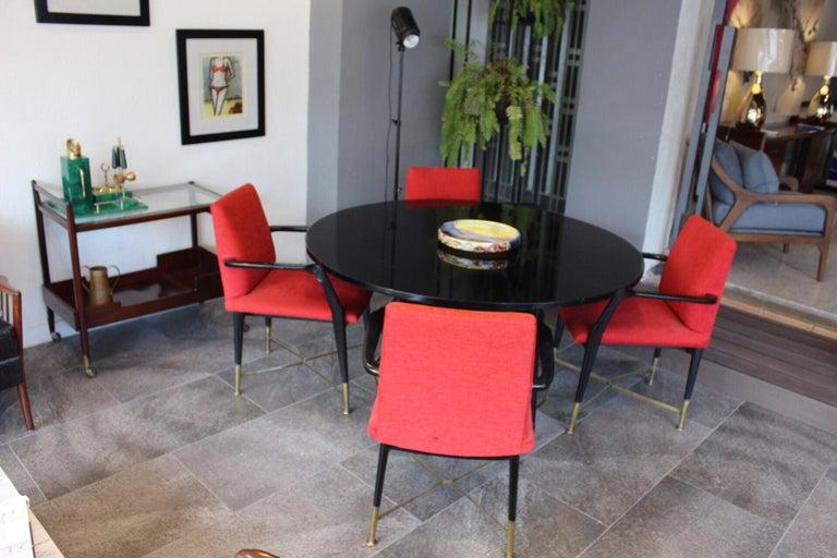 Arturo Pani Dining Set For Sale 1